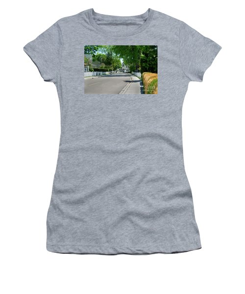 Mackinac Island Street Women's T-Shirt