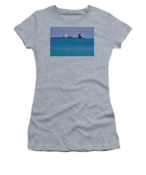 Mackinac Moon Women's T-Shirt