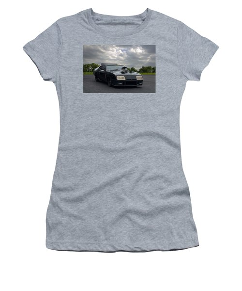 Mad Max Mfp Interceptor Replica Women's T-Shirt