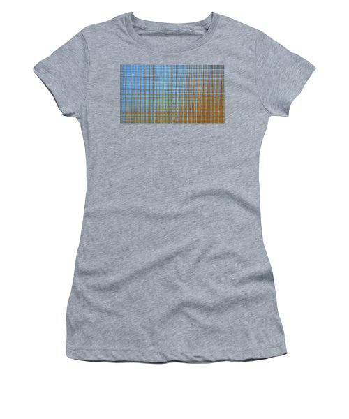 Madras Plaid Women's T-Shirt
