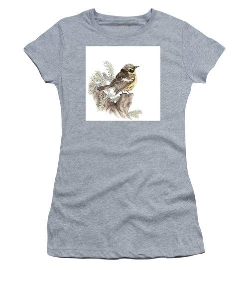 Magnolia Warbler Women's T-Shirt