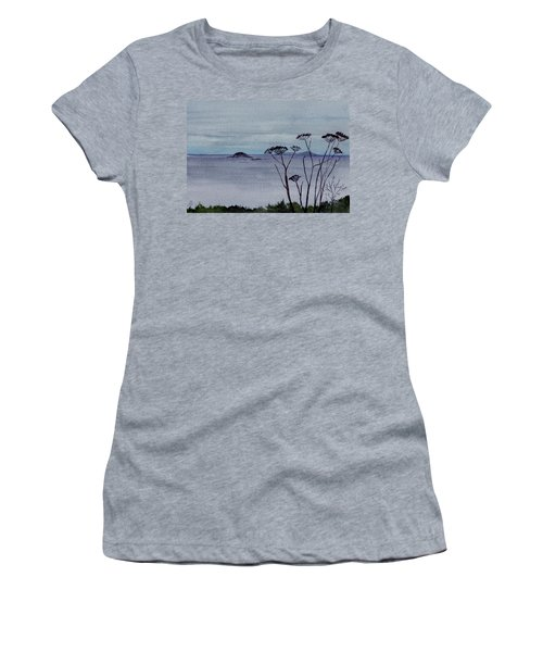Maine Moody Distance Women's T-Shirt (Athletic Fit)