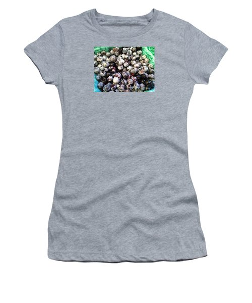 Maine Pearls Women's T-Shirt (Junior Cut) by Olivier Calas