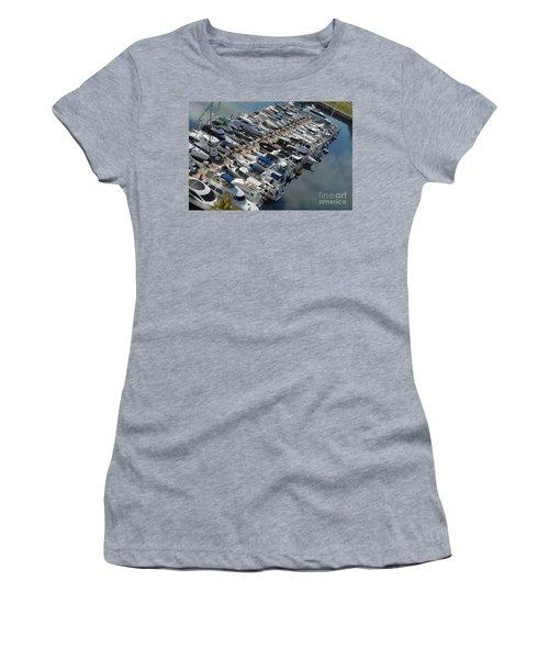 Marina Women's T-Shirt (Junior Cut) by Renie Rutten