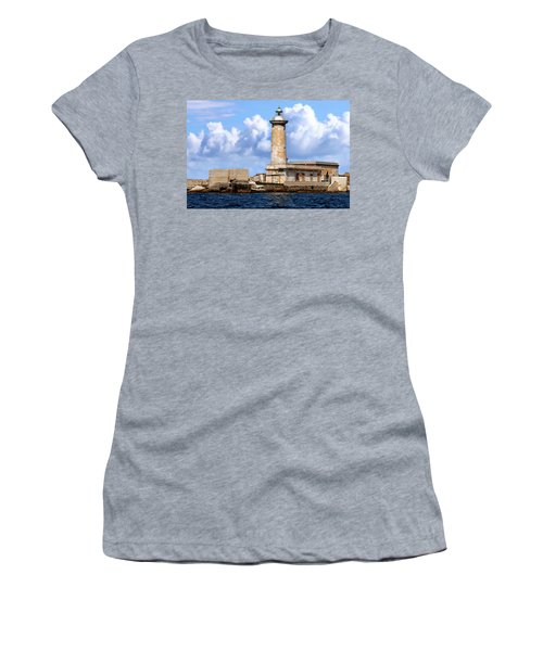 Marsala Lighthouse Women's T-Shirt