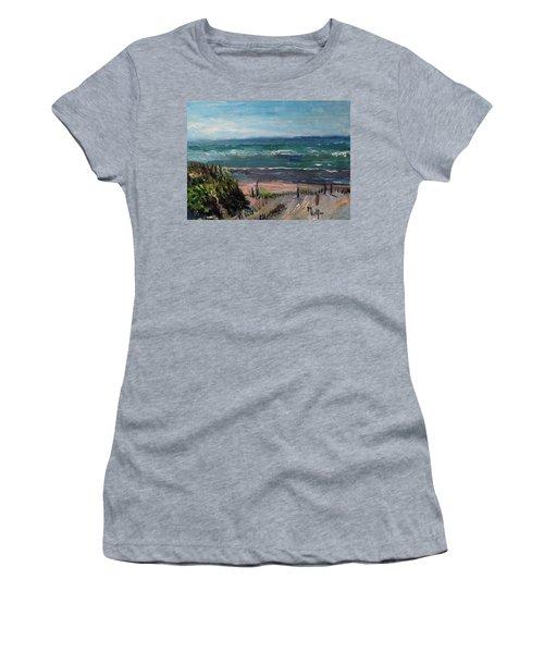 Mayflower Beach Women's T-Shirt