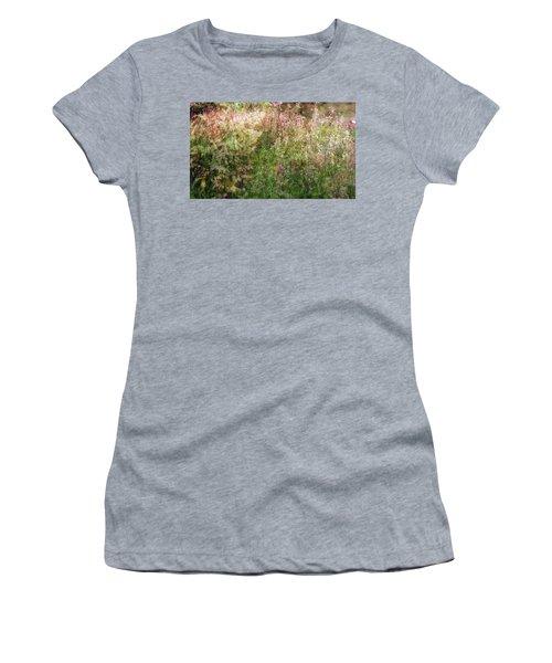 Meadow Women's T-Shirt (Junior Cut) by Linde Townsend