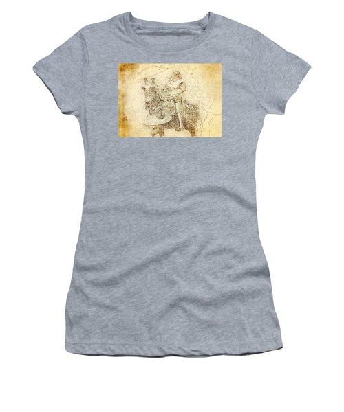Medieval Europe Women's T-Shirt
