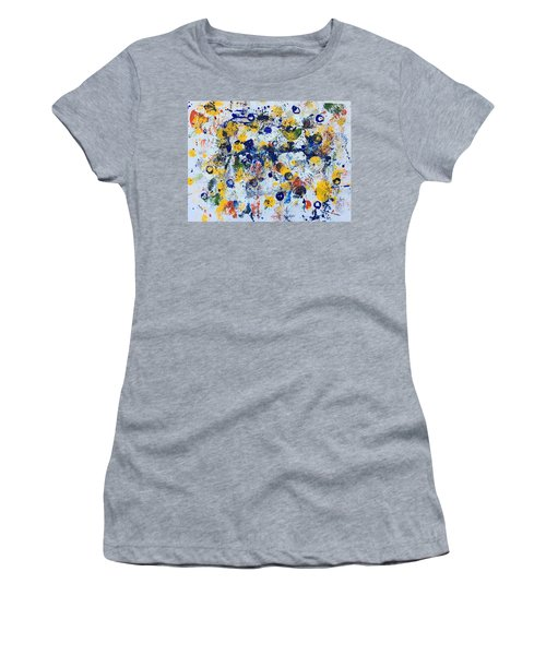 Michigan No 3 Women's T-Shirt (Athletic Fit)
