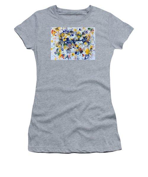 Michigan No 3 Women's T-Shirt (Athletic Fit)