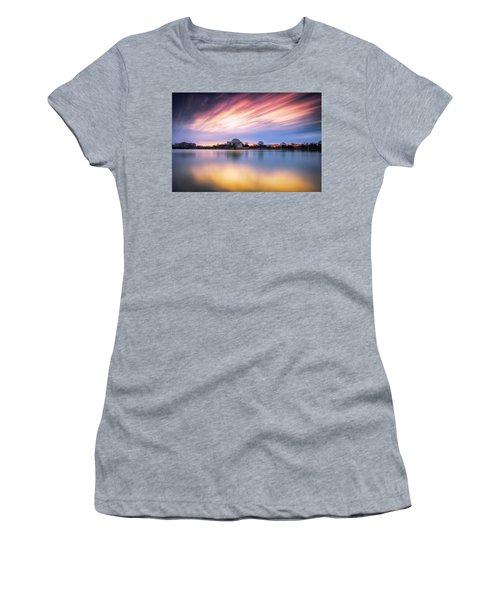Mental Attitude Women's T-Shirt (Athletic Fit)