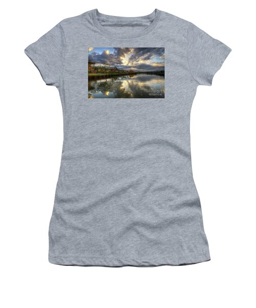Mercia Marina 20.0 Women's T-Shirt (Junior Cut) by Yhun Suarez