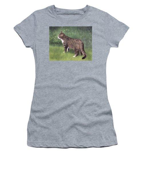 Merlin Portrait Women's T-Shirt (Athletic Fit)