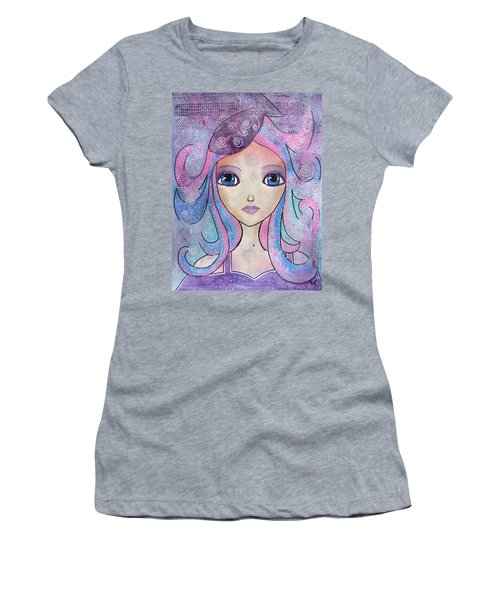 Mermaid  Women's T-Shirt (Athletic Fit)