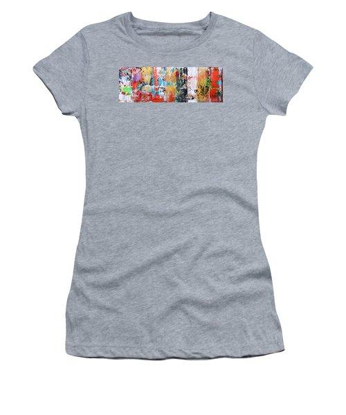 Metallic Winter Women's T-Shirt