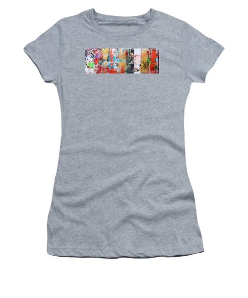 Metallic Winter Women's T-Shirt