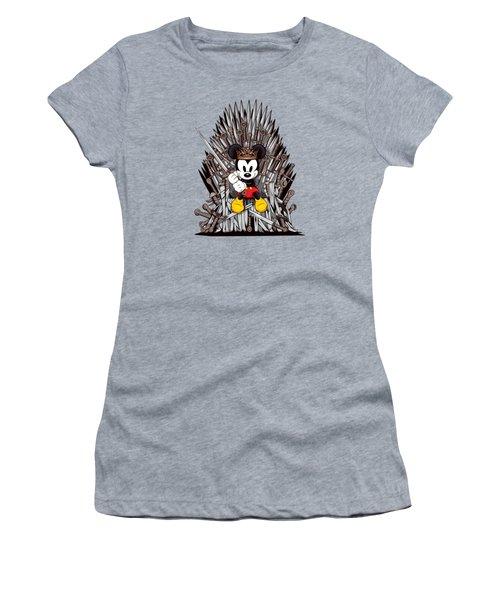 Mickey Thrones Women's T-Shirt