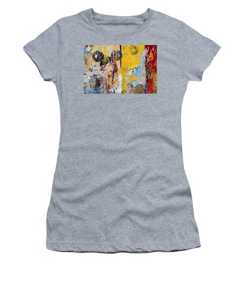 Mickeys Nightmare Women's T-Shirt (Athletic Fit)