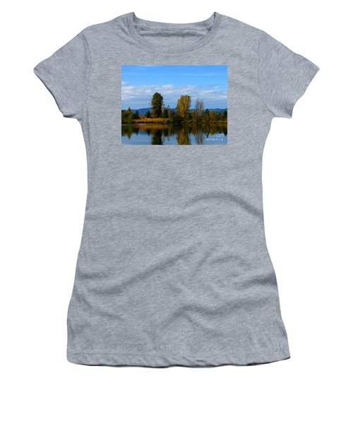 Mid Morning Coffee Women's T-Shirt (Athletic Fit)