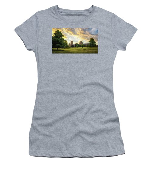 Midsummer Evening In Ely Women's T-Shirt
