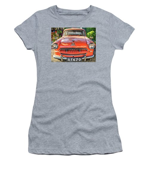 Miki's Car Women's T-Shirt