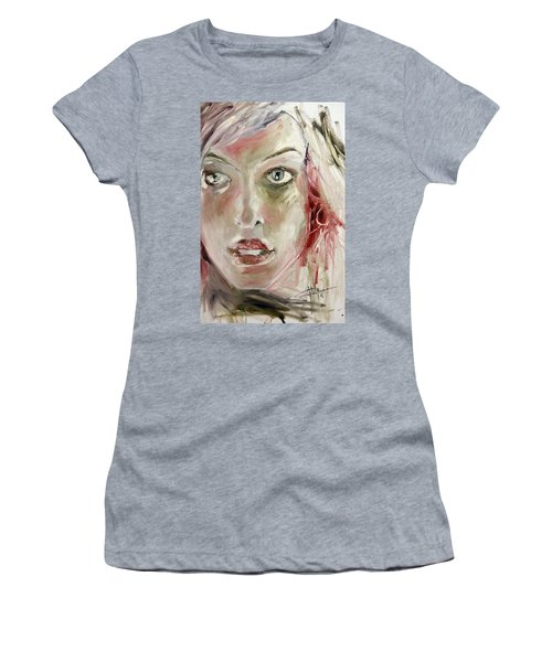 Milla Women's T-Shirt (Athletic Fit)