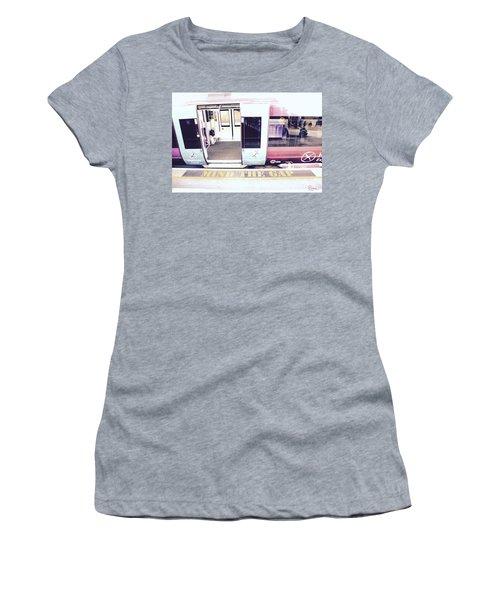 Mind The Gap Women's T-Shirt