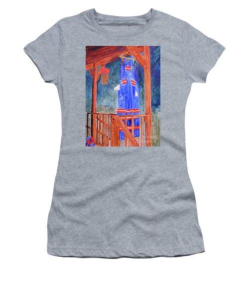 Miner's Overalls Women's T-Shirt
