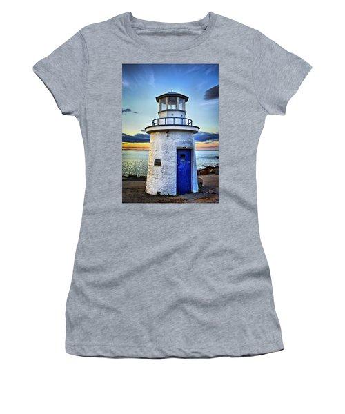 Miniature Lighthouse Women's T-Shirt