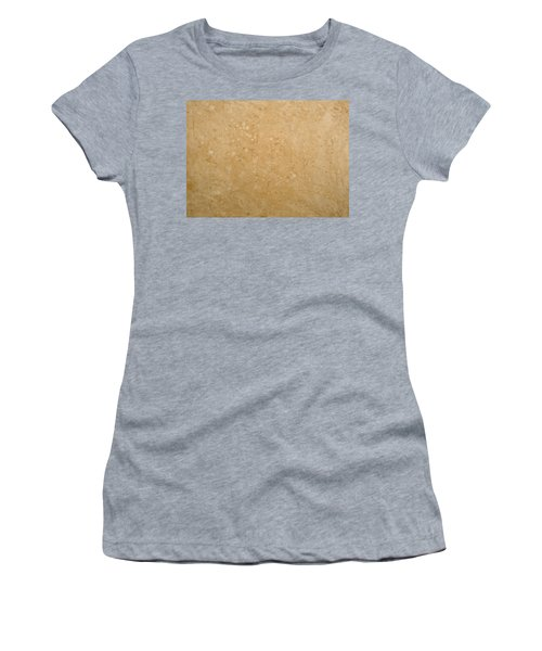 Women's T-Shirt (Junior Cut) featuring the painting Minimal Number 5 by James W Johnson