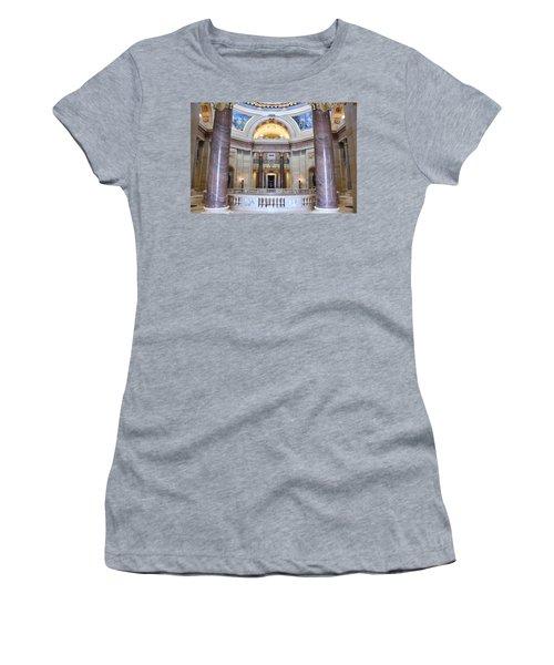Minnesota House Doors Women's T-Shirt