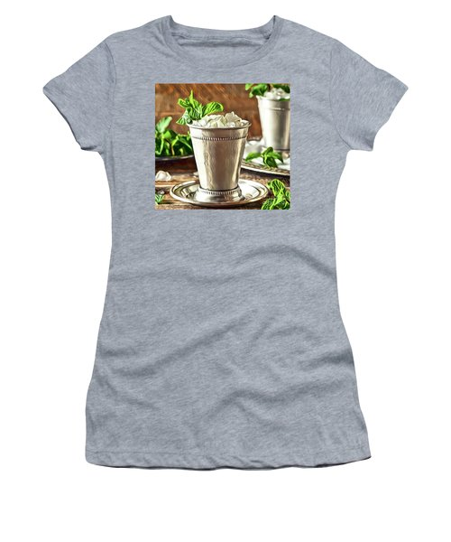 Mint Julep Double Women's T-Shirt