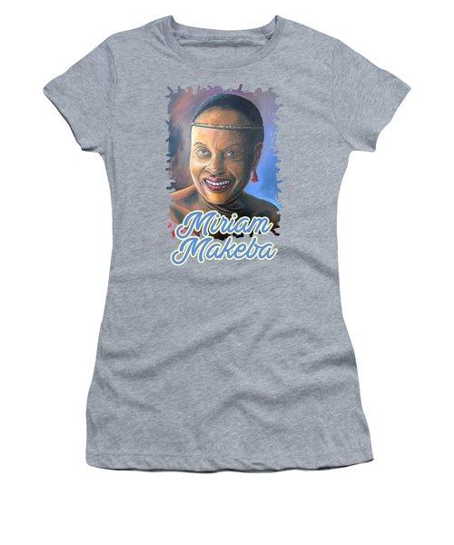 Miriam Makeba Women's T-Shirt
