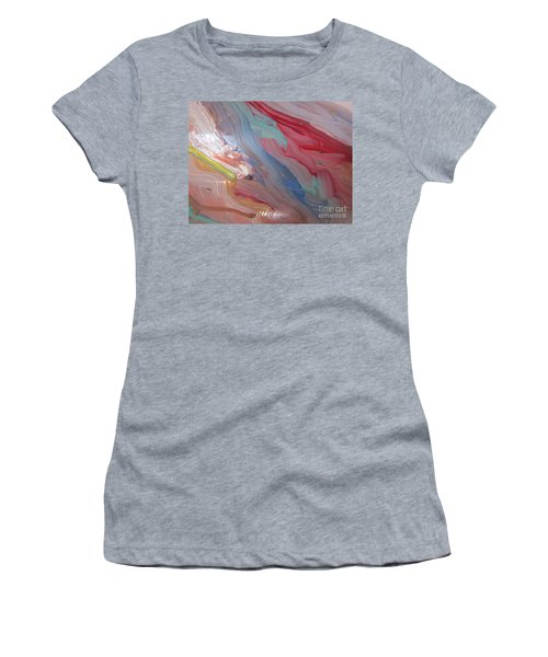Mirror 2 Women's T-Shirt (Athletic Fit)