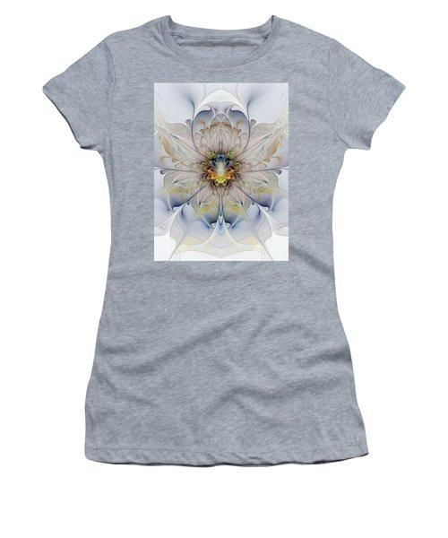 Mirrored Blossom Women's T-Shirt