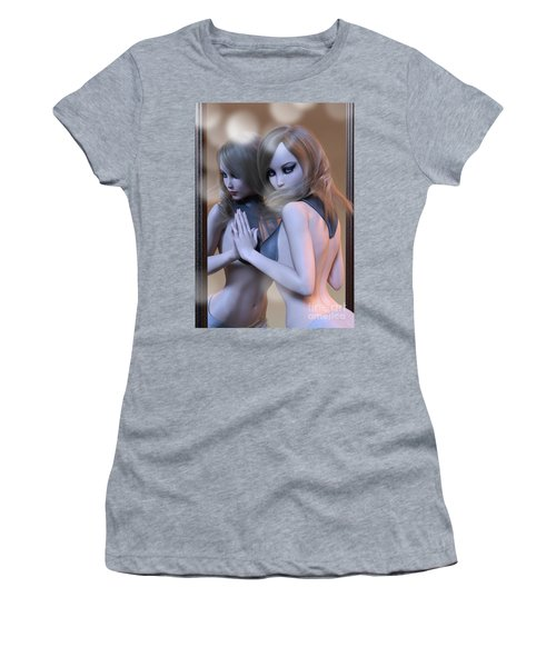 Mirrored Gaze Women's T-Shirt