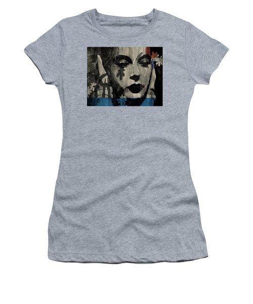 Miss Sarajevo  Women's T-Shirt (Athletic Fit)