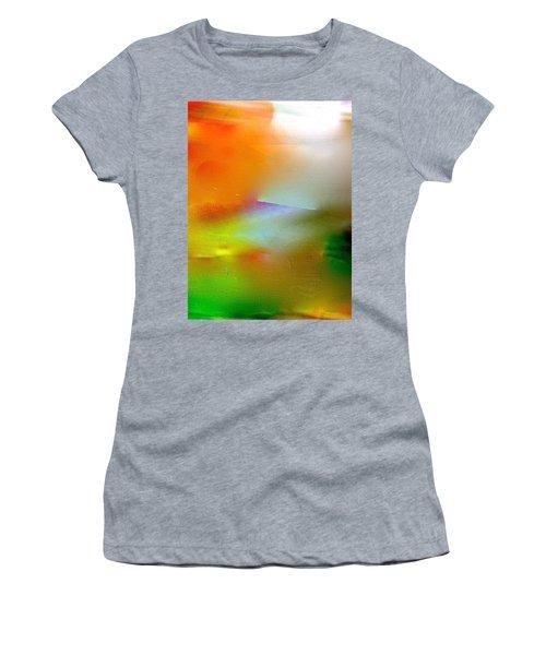 Misty Waters Women's T-Shirt (Junior Cut)