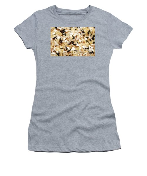Mixed Rice Women's T-Shirt