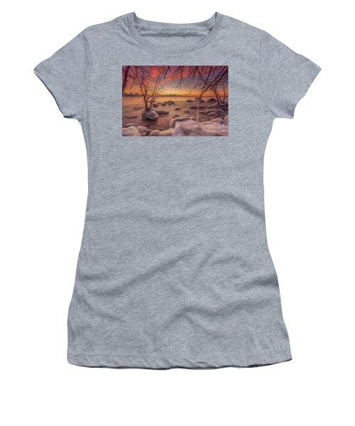 Mke Freeze Women's T-Shirt (Athletic Fit)