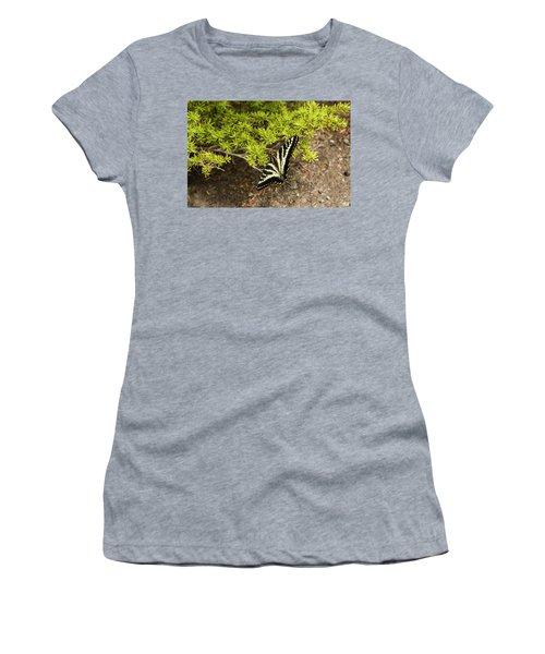 Momentary Rest Stop Women's T-Shirt