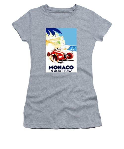 Monaco 1937 Women's T-Shirt