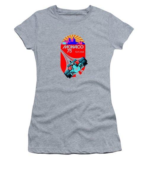 Monaco 1975 Women's T-Shirt