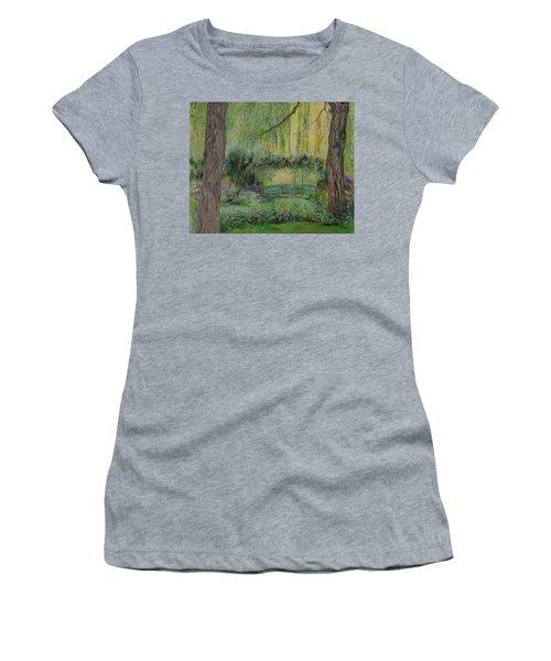 Monet's Bridge Women's T-Shirt