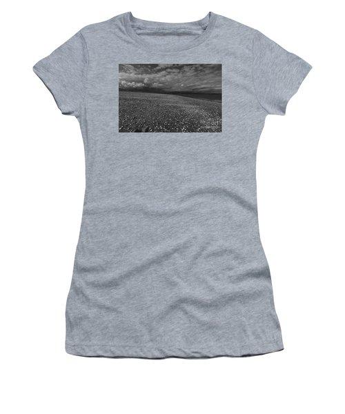 Mono Cunnigar Beach Women's T-Shirt