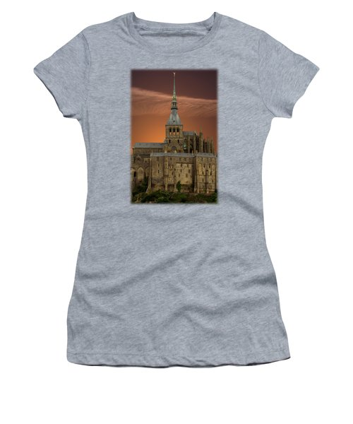 Mont Saint Michel Women's T-Shirt