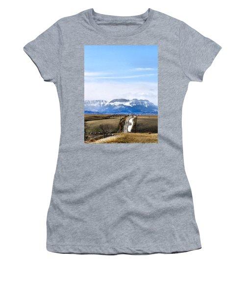 Montana Scenery One Women's T-Shirt