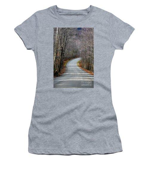 Montgomery Mountain Rd. Women's T-Shirt