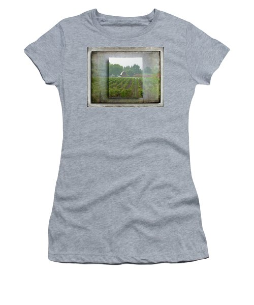 Montinore Winery Women's T-Shirt