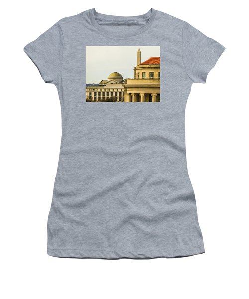 Monumental Women's T-Shirt (Athletic Fit)